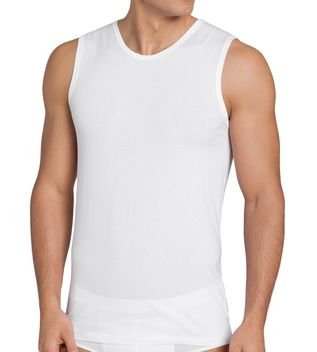 Sloggi Men EverNew Tank Shirt 02 Shirt Wit