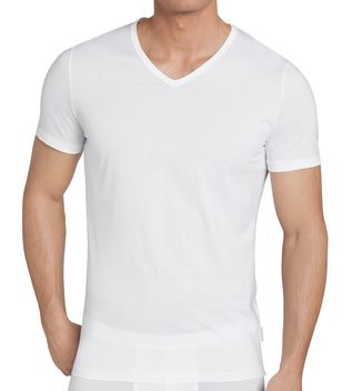 Sloggi Men EverNew Shirt 03 V-Neck Wit