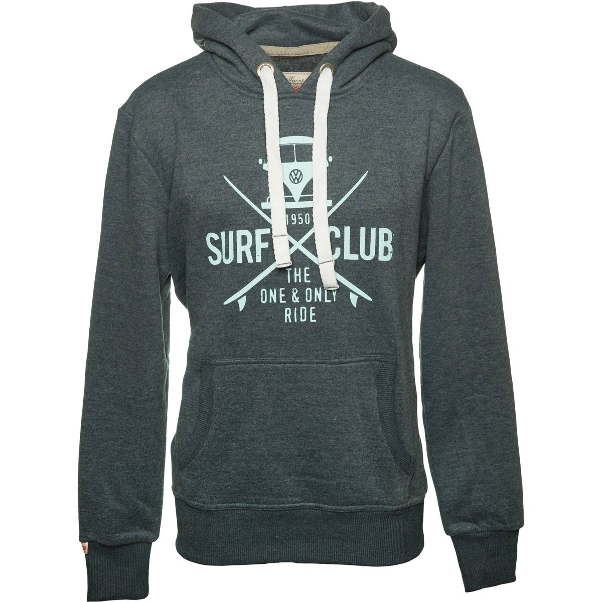 Van One Classic Cars Surf Club heren hoodie