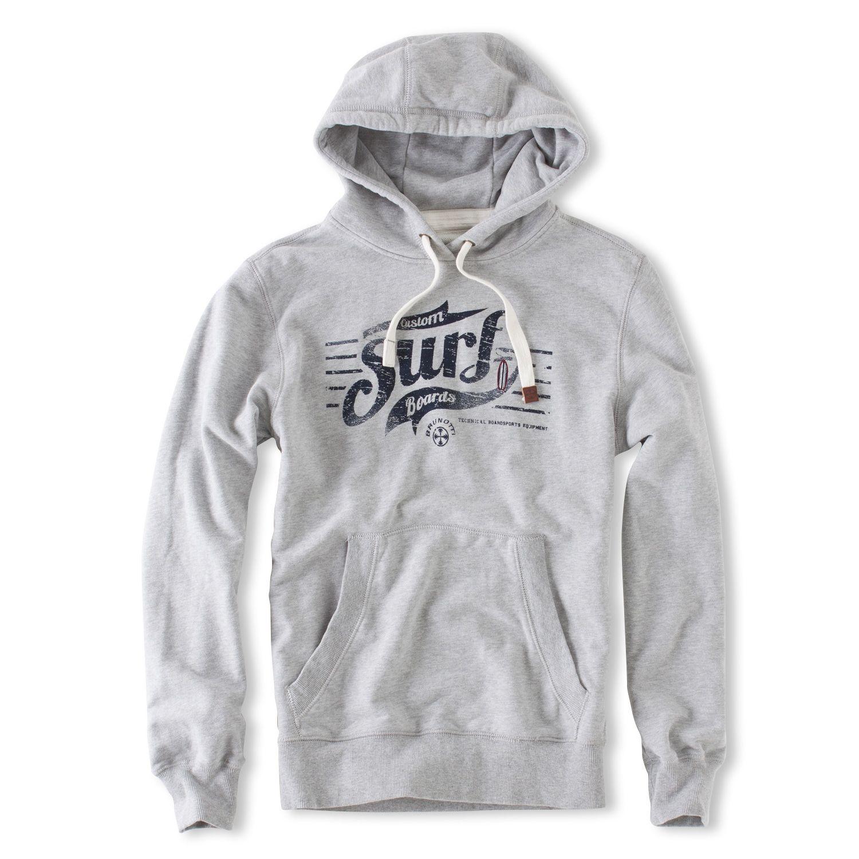 Brunotti Ninny Heren Sweater Light Grey Melee-XXXL