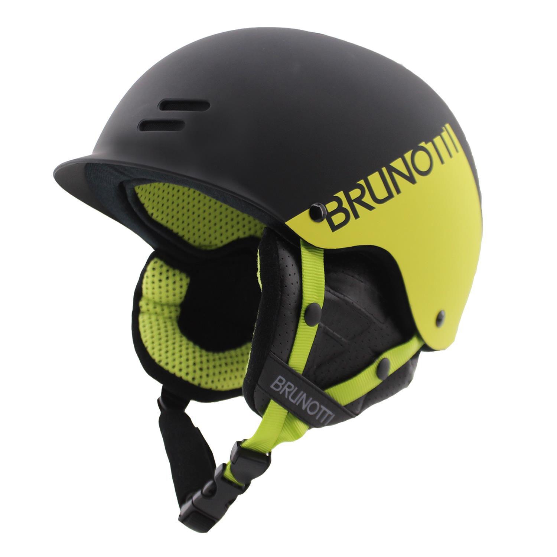 Brunotti Bravery Snow Men Skihelm Black