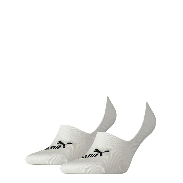 Puma sokken Footie wit 2-pack-35-38