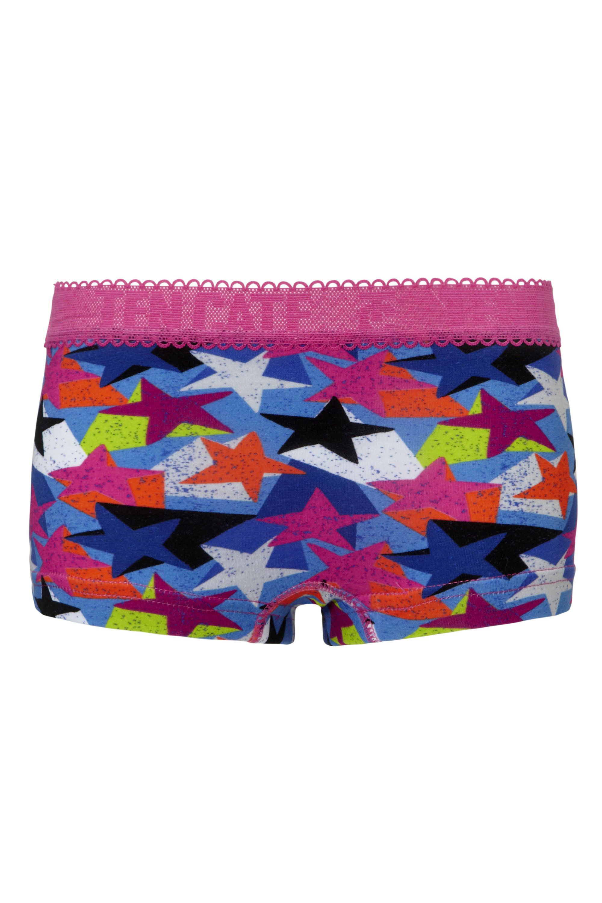 Ten Cate Girls Hipster Stars Blue