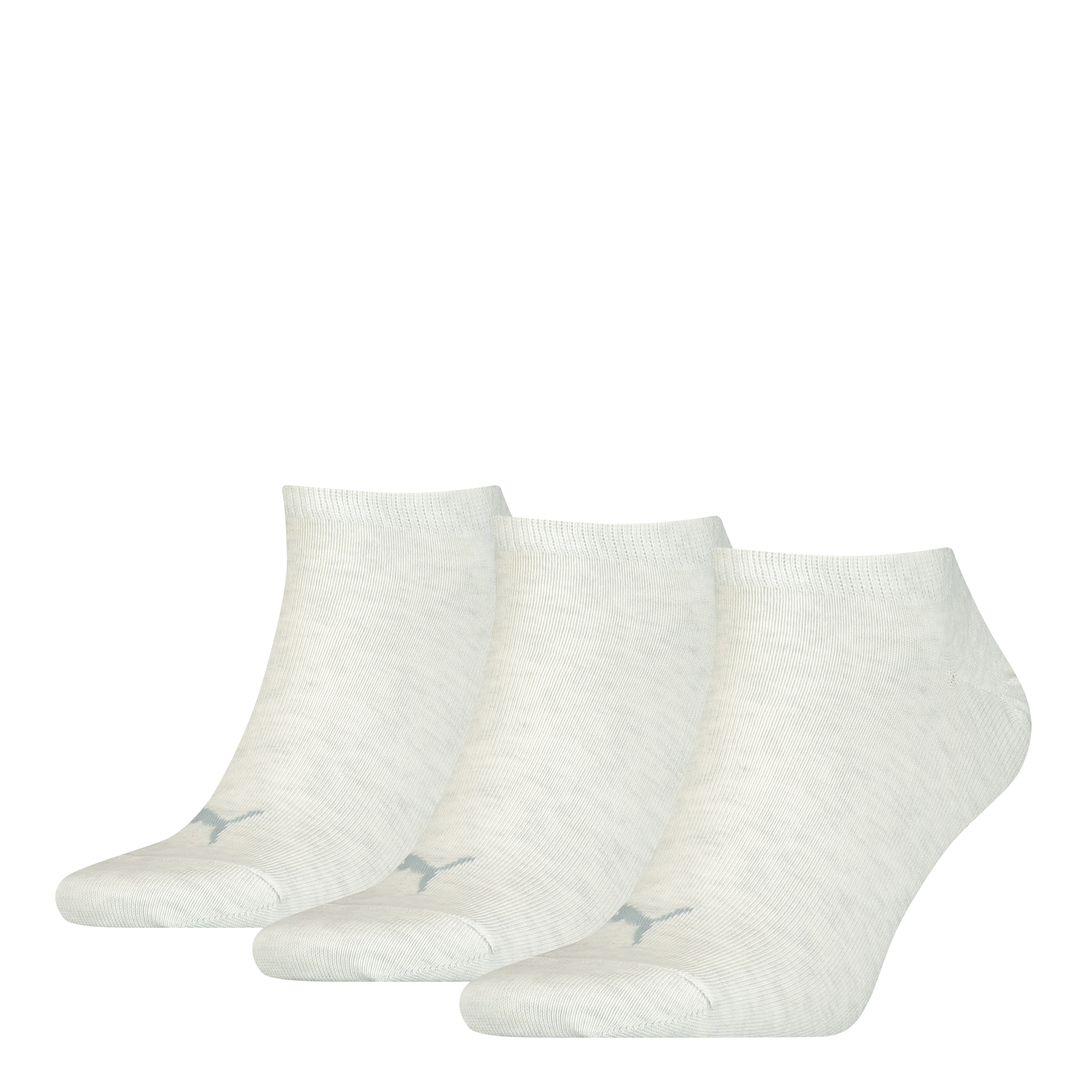 Puma Sneaker Sokken 3-pack Off White-39/42