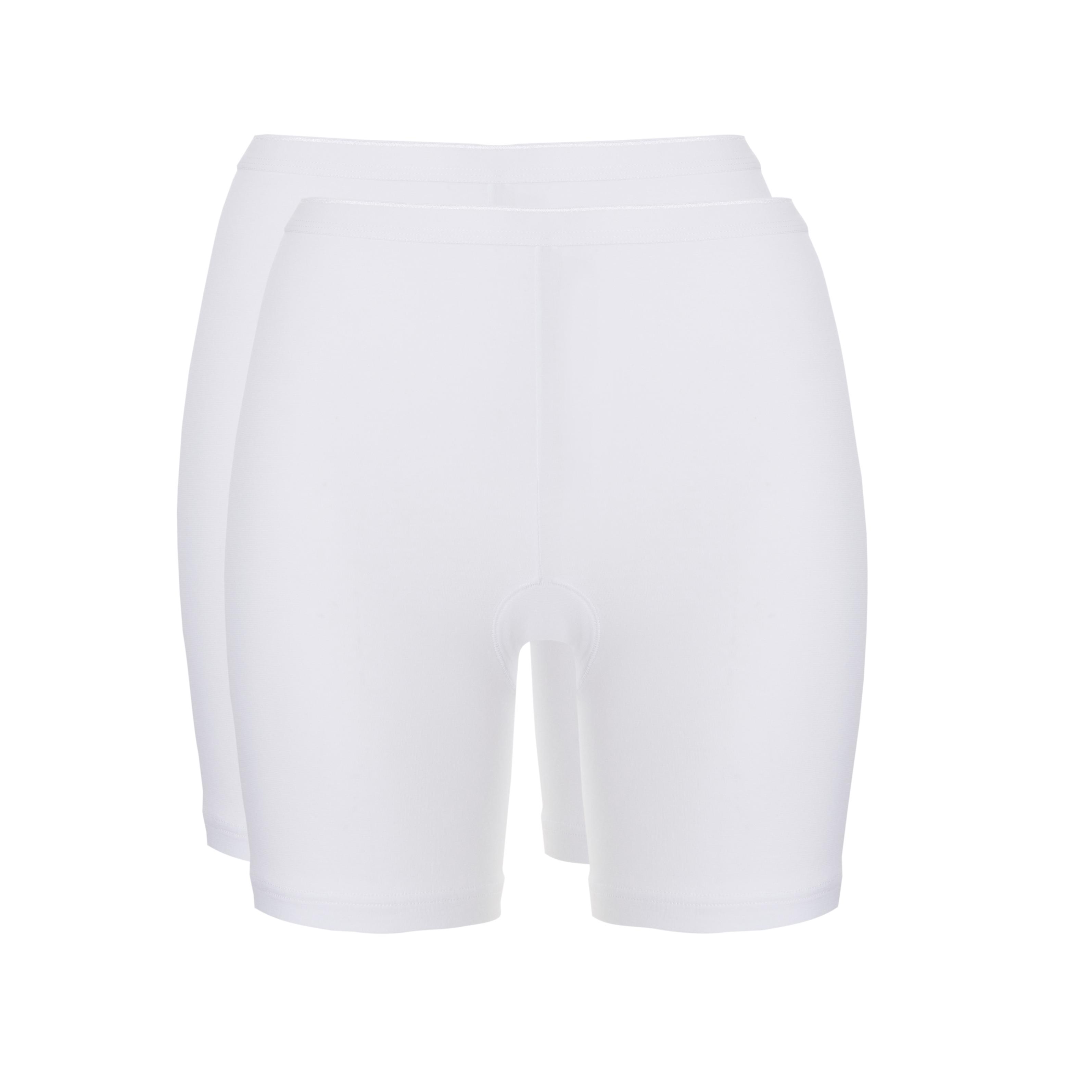 Ten Cate Basic Women Cotton Pants 2-pack Wit