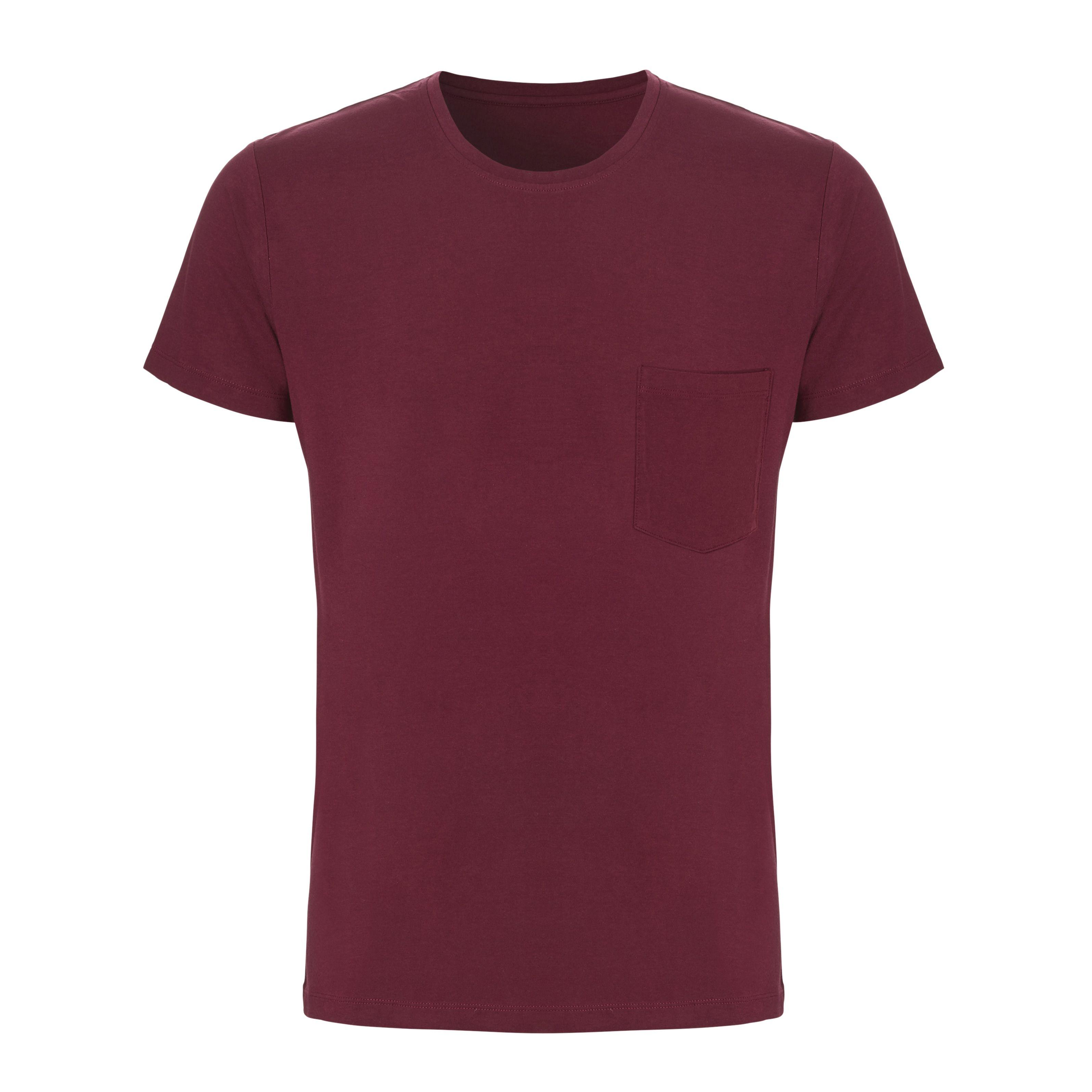 Ten Cate Men Jersey t-shirt burgundy