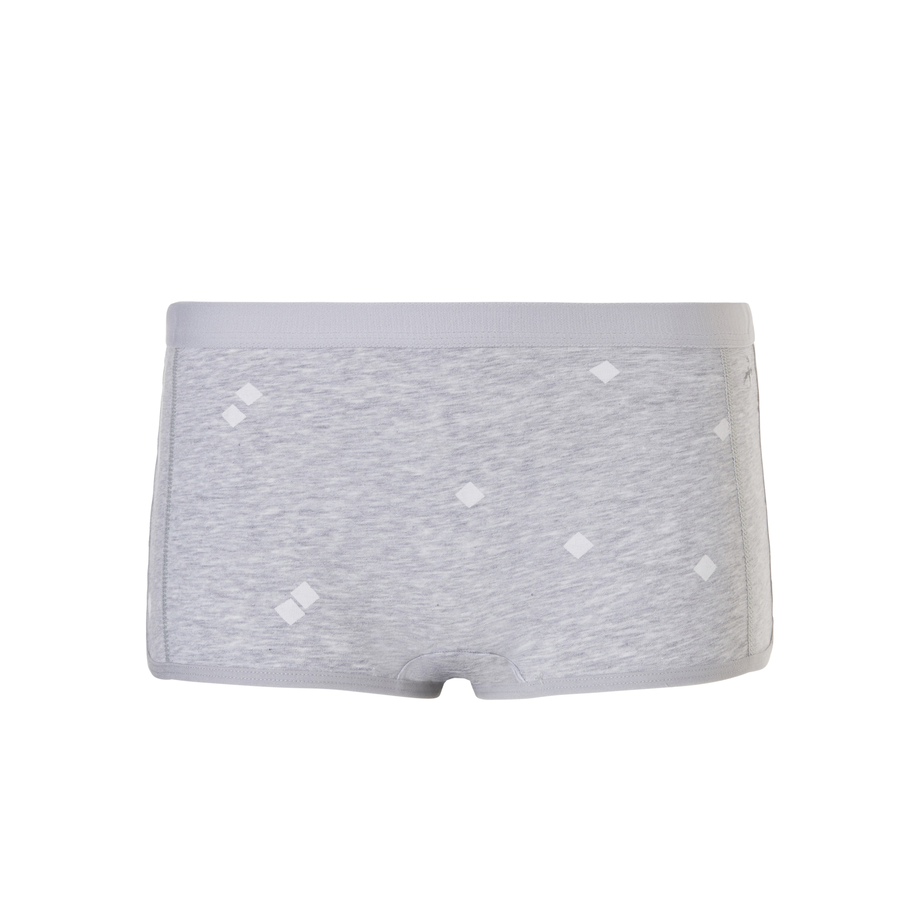 Ten Cate Girls shorts 13-18Y Ice Flakes Light Grey Melee
