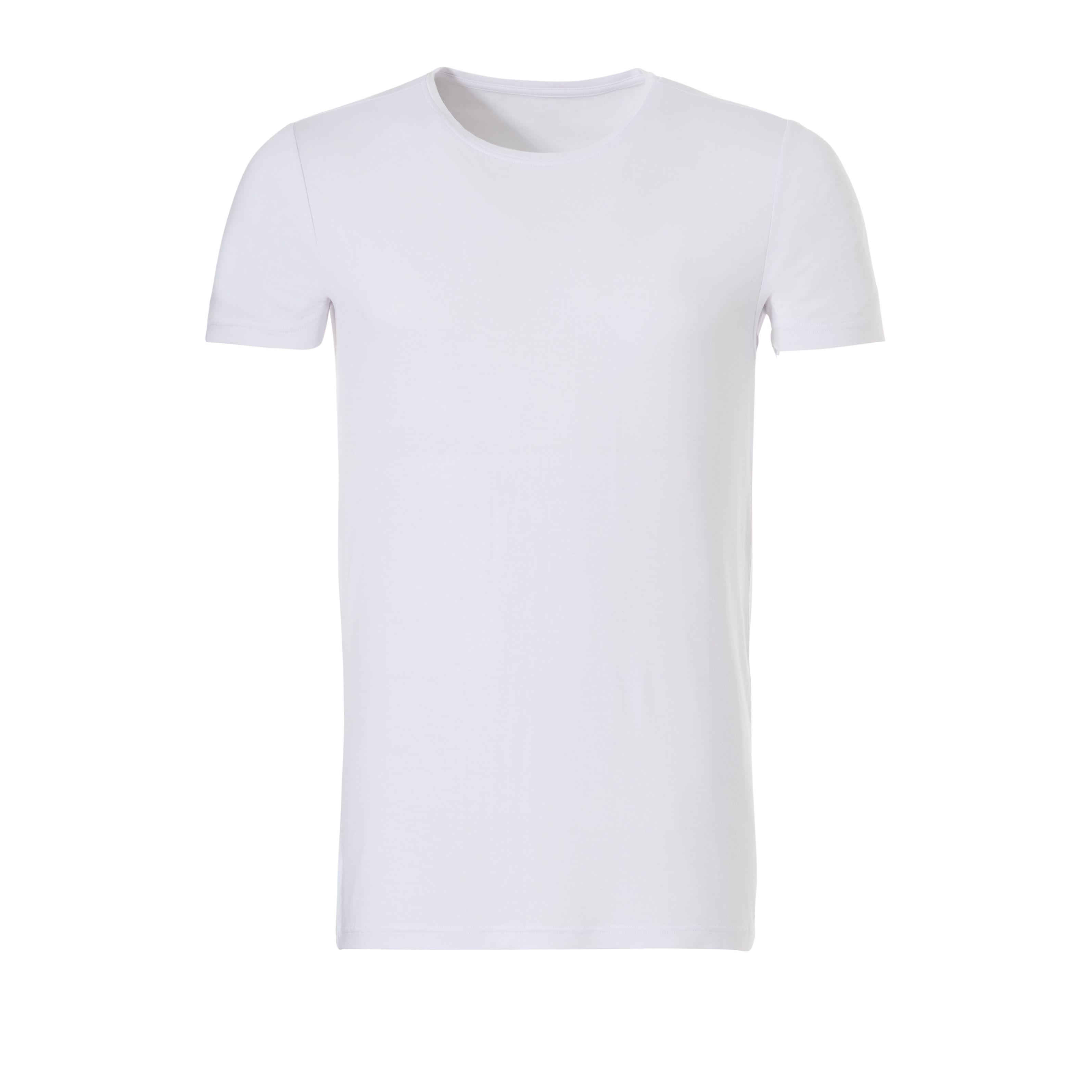Ten Cate Men Basic t-shirt Bamboo White