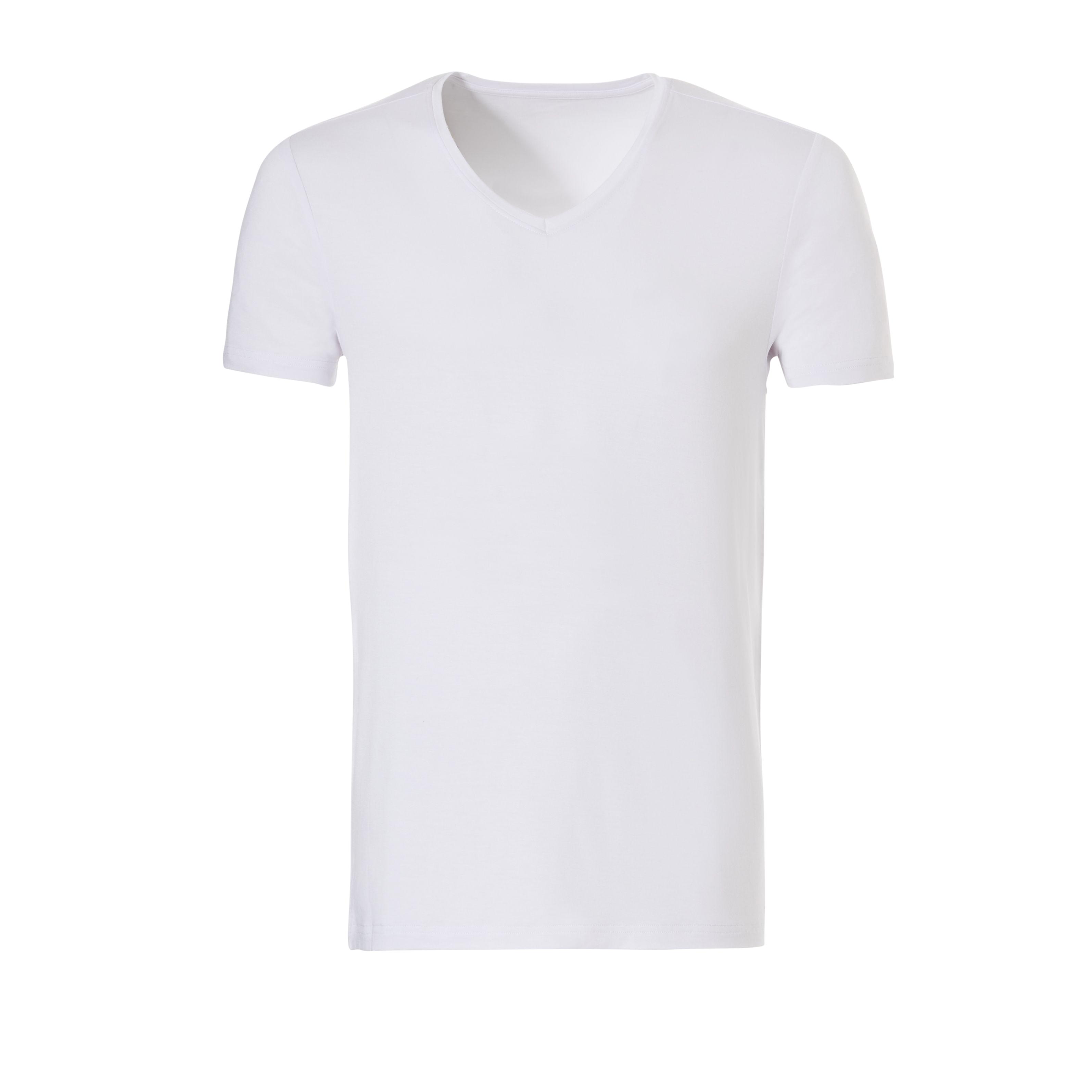 Ten Cate Men Basic V-Neck Bamboo White