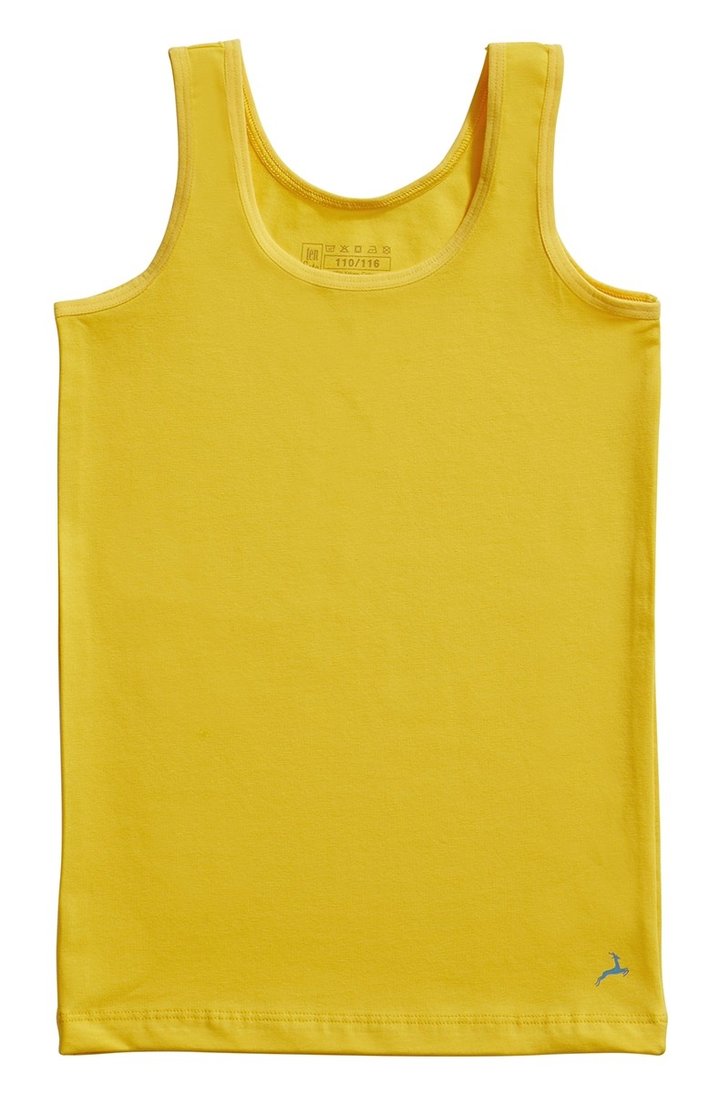 Ten Cate Kids Girls Shirt lemon chrome