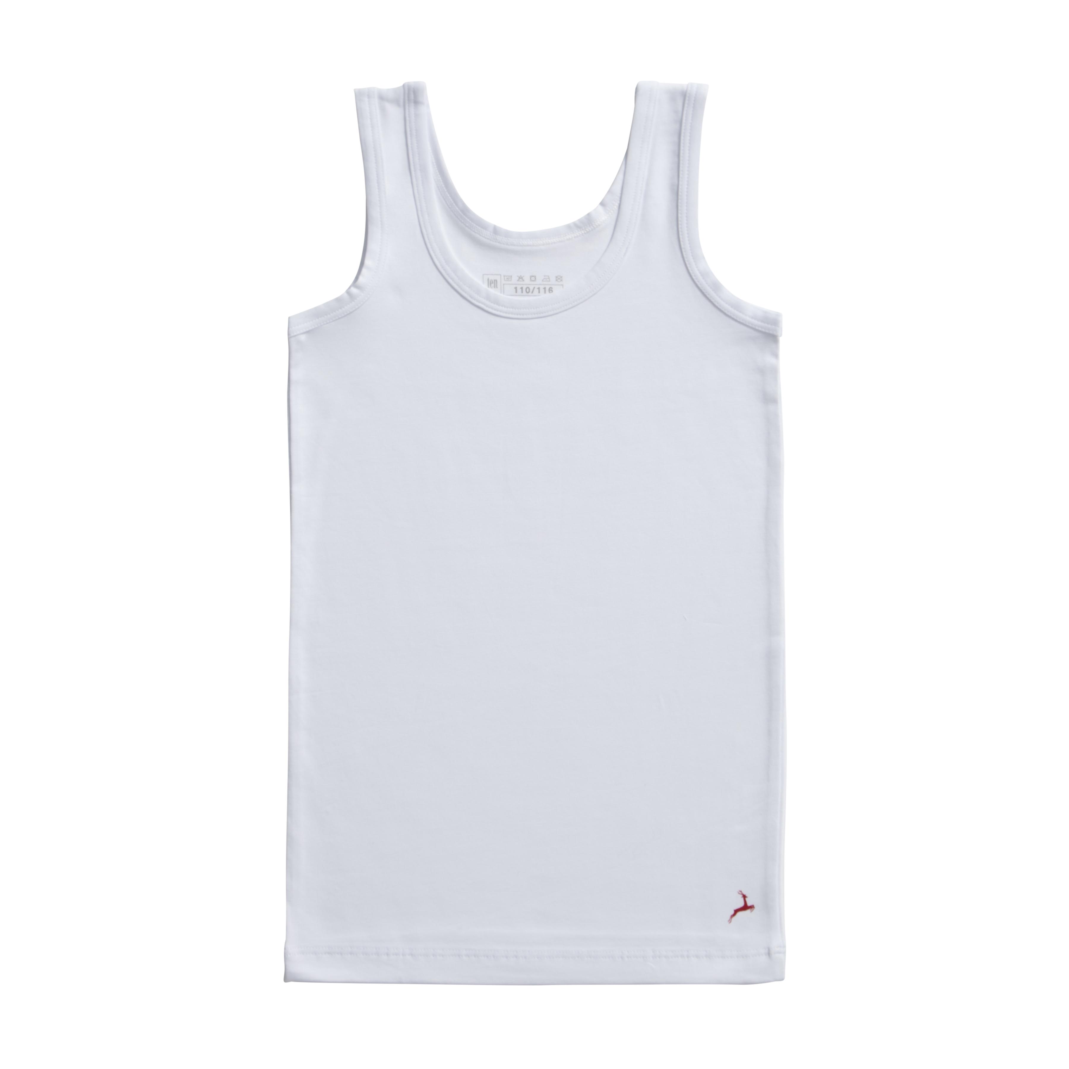 Ten Cate Kids Boys Shirt white