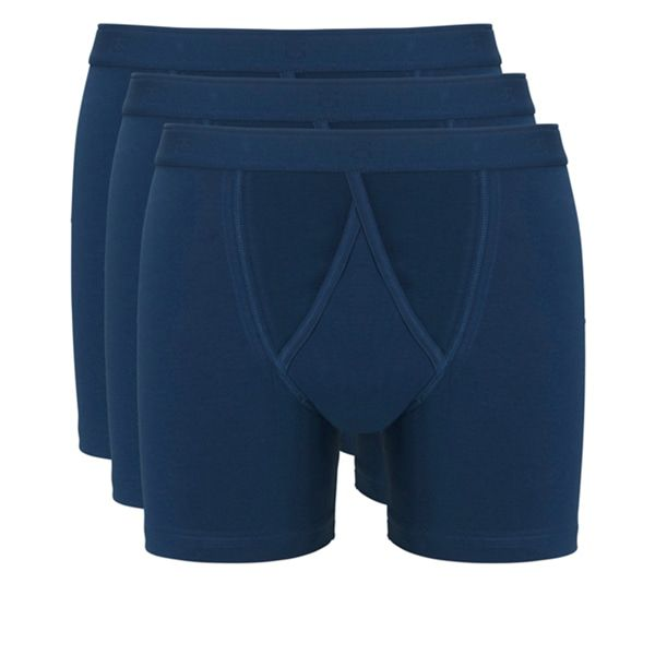 Ten Cate heren boxershorts 3-pack Denim