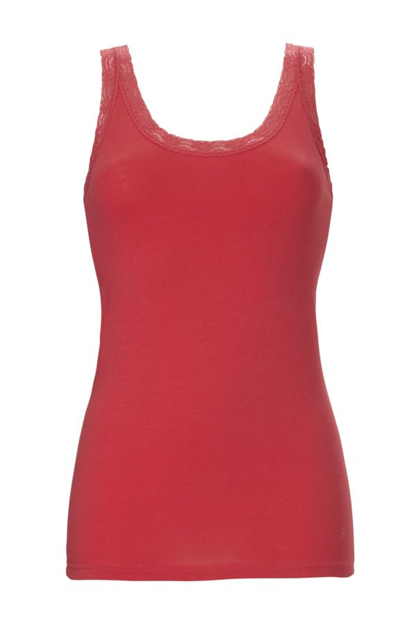 Ten Cate Holiday Singlet Pink-M