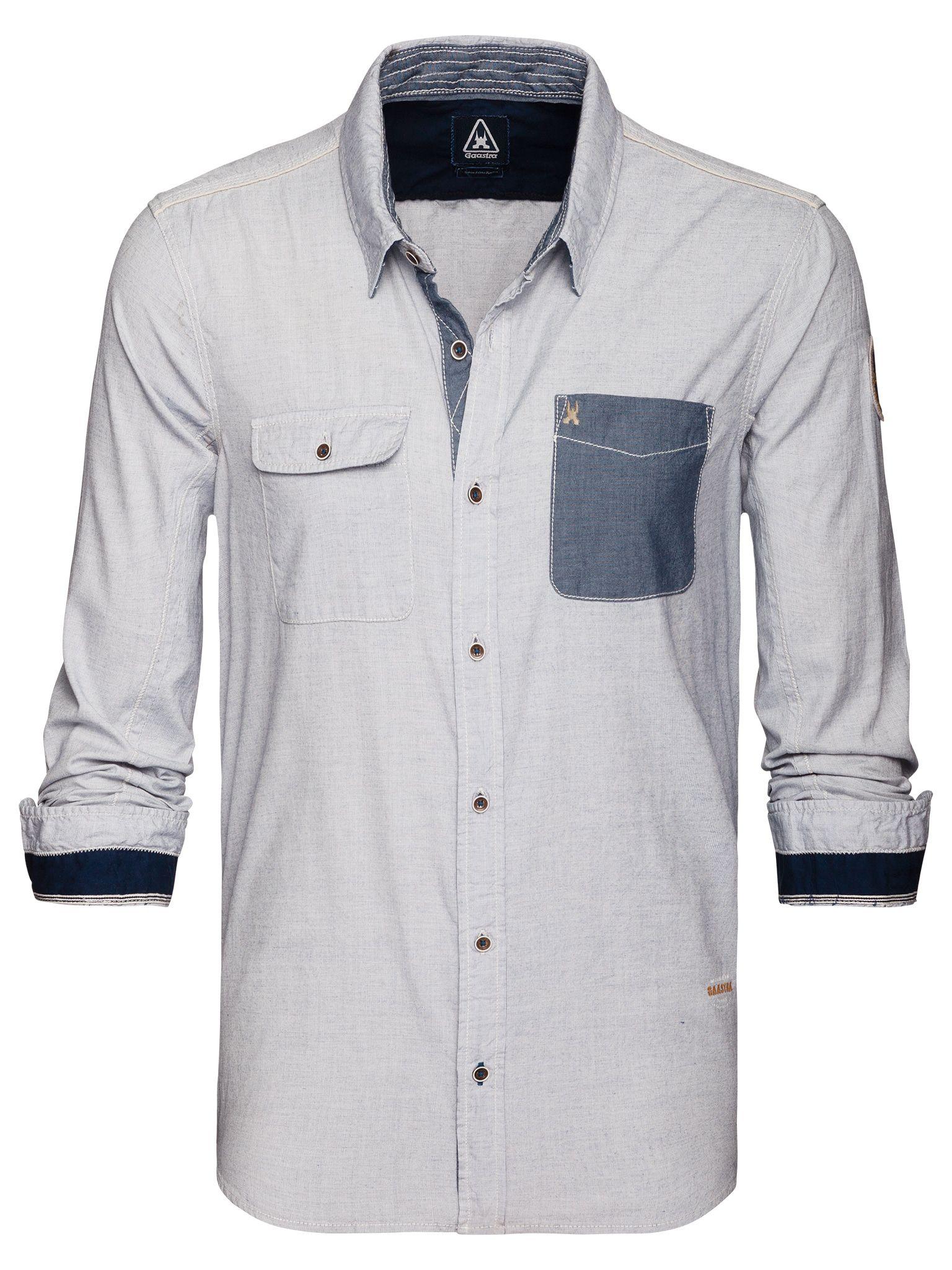 Gaastra Day Sailor Shirt Whisperwhite