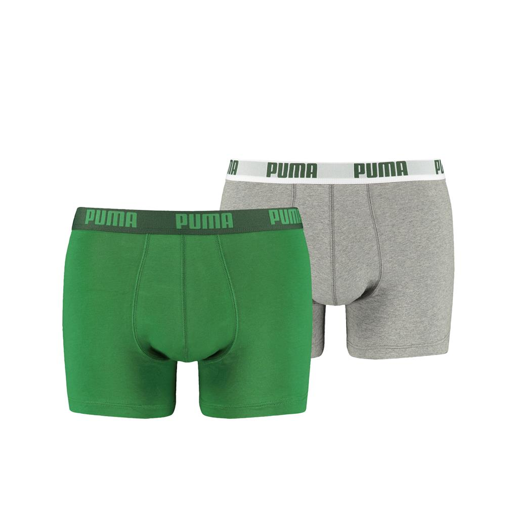 Puma Basic Amazon Green-M