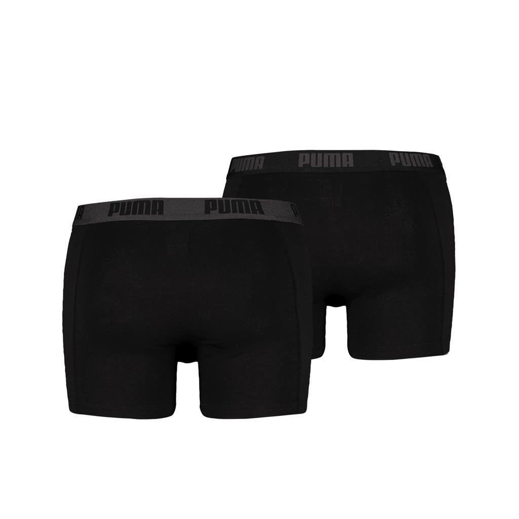 Puma boxershort duo-verpakking black-black-XL
