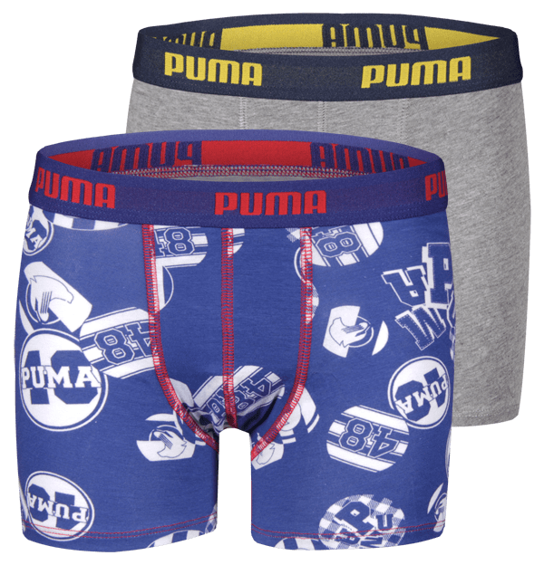 2 Puma boxershorts Boys Buttons