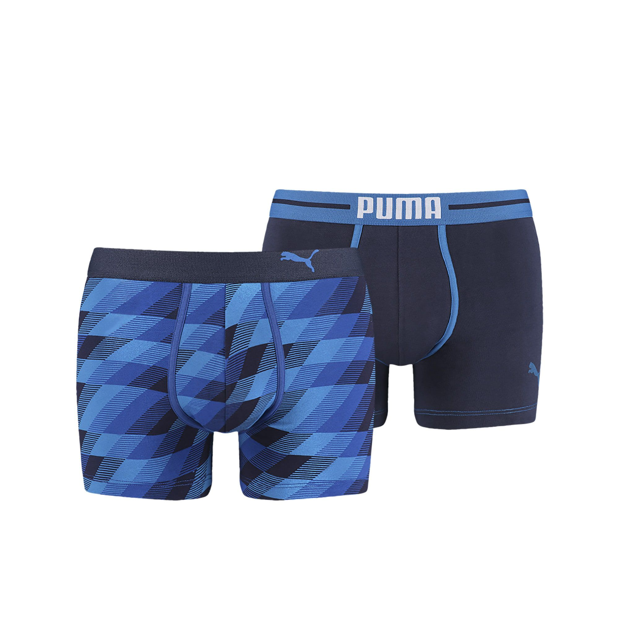 Puma Remaster Argyle Pri 2-Pack Blue