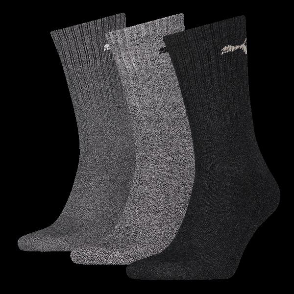 Puma Sokken Anthracite/Grey -35-38
