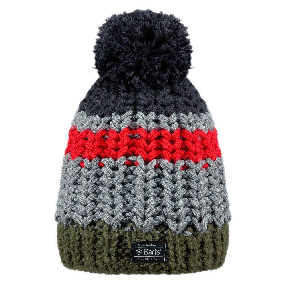Barts Colton Beanie Charcoal