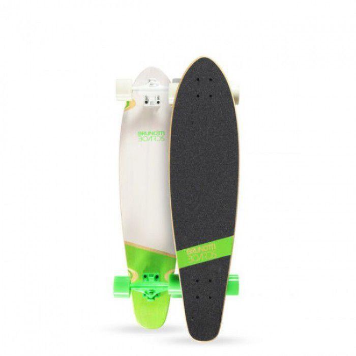 Brunotti Ben Longboard Groen 35.8