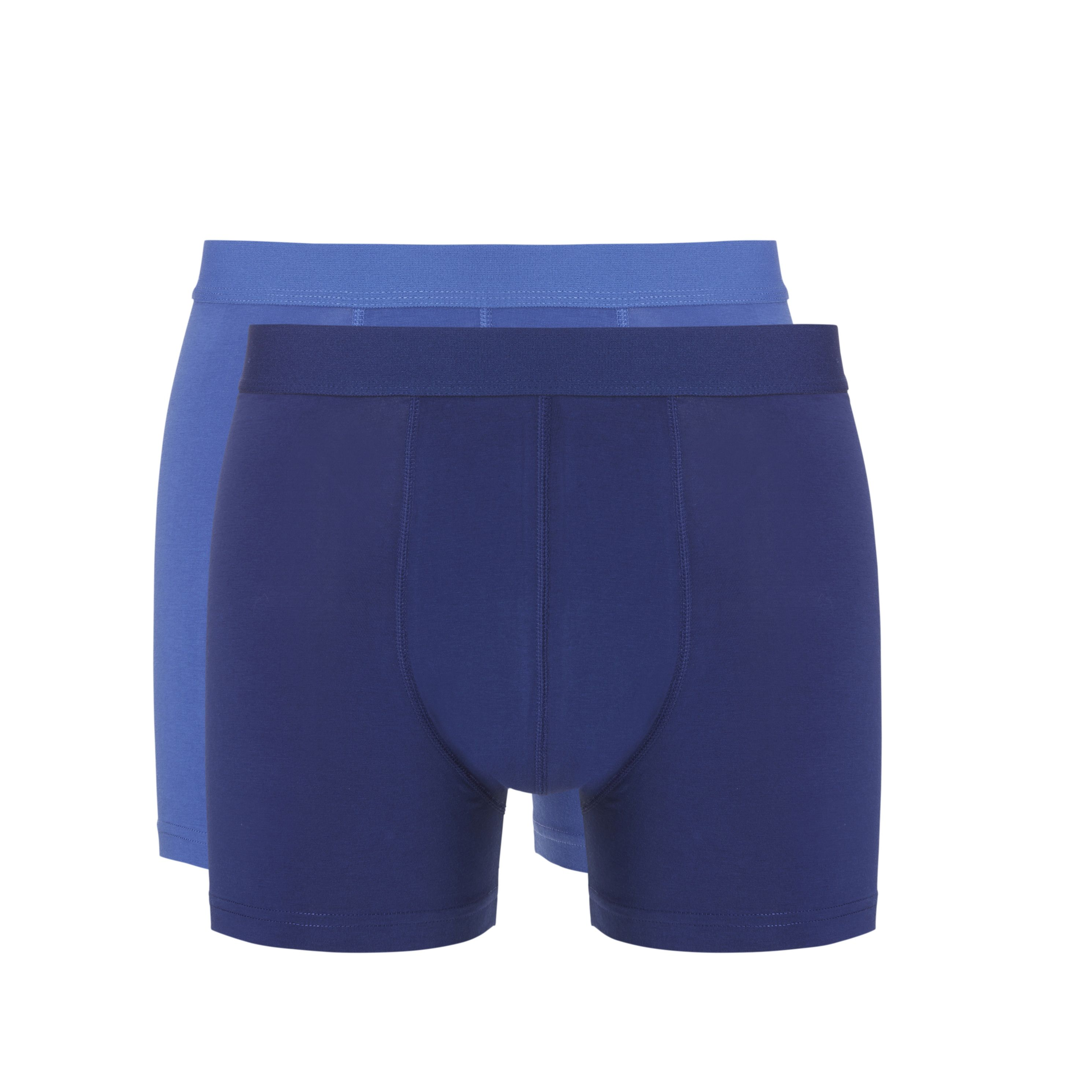 Ten Cate Heren Giftset 2-pack shorts Cobalt/Navy