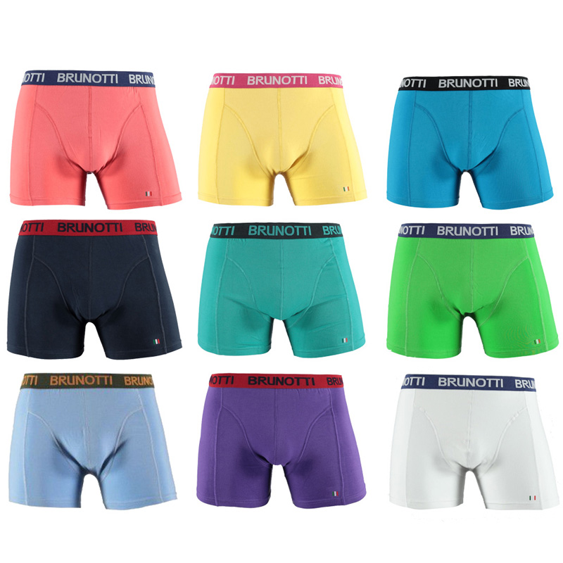 Brunotti Boys Boxershorts 6-pack