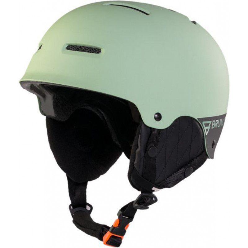 Brunotti Cool 1 Unisex Skihelm X-Ray Green-58/61