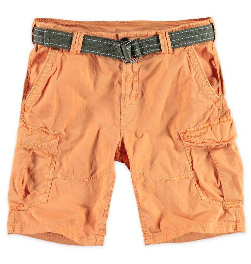 Brunotti Caldo Mens Walkshort Bermuda Orange-S