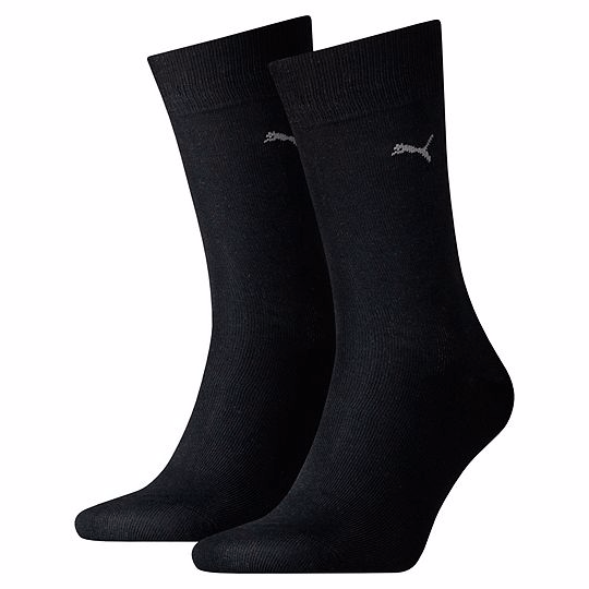Puma 2-pack Classic Sock Men Black-47-49