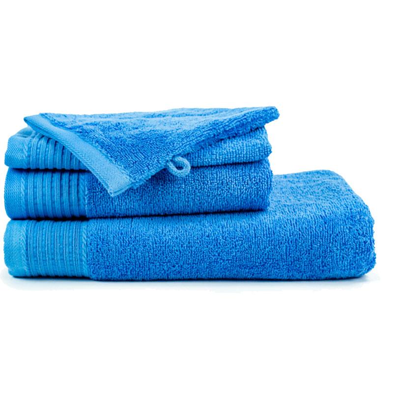 The One Handdoek 450 gram 50x100 cm Aqua