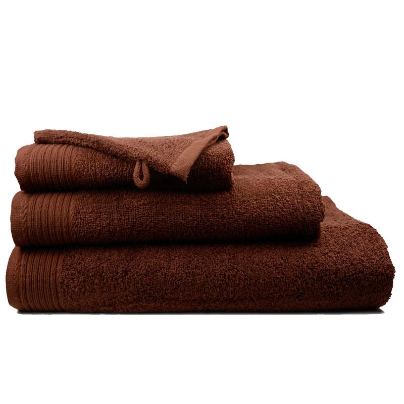 The One Badhanddoek 450 gram 70x140 cm Brown