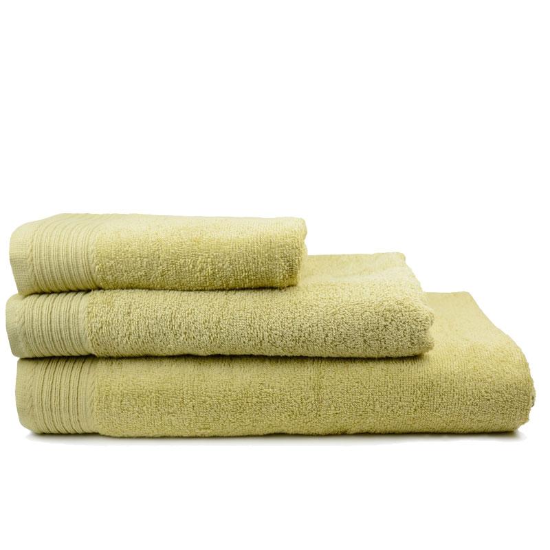 The One Handdoek 450 gram 50x100 cm Stone