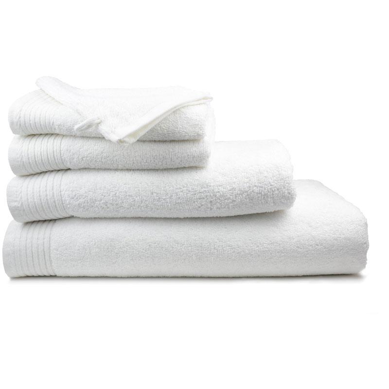 The One Handdoek 450 gram 50x100 cm Wit