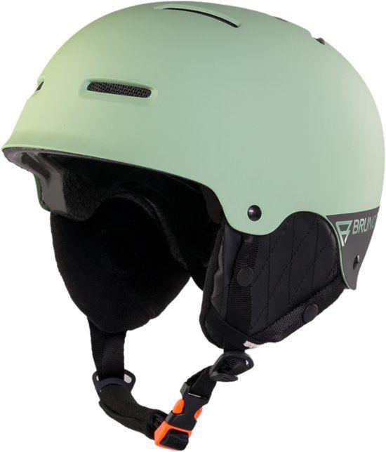 Brunotti Cool 1 Unisex Skihelm X-Ray Green