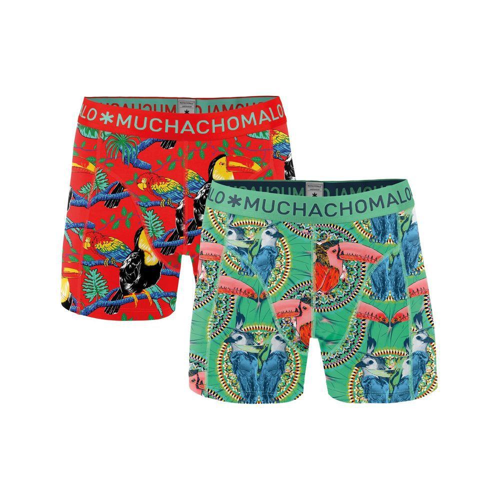 Muchachomalo 2-Pack Men Shorts Costax