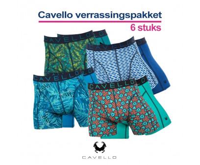 Cavello Verrassingspakket 6-Pack Boxershorts