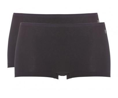 Ten Cate Basic Women Short Black 2-pack