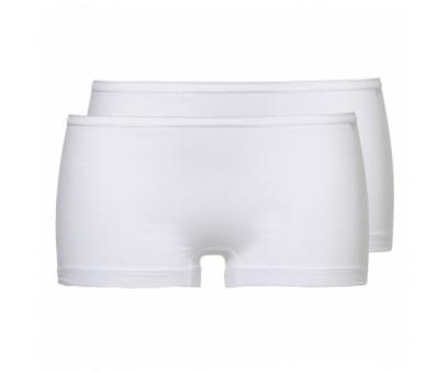 Ten Cate Basic Women Short Wit 2-pack