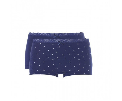 Ten Cate Happy Summer Shorts 2-pack Navy