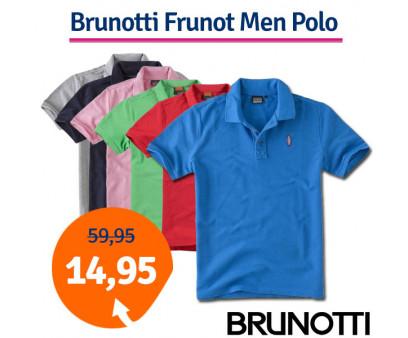 Dagaanbieding Brunotti Frunot Men Polo