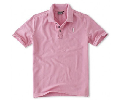 Bruntotti Frunot Mens Polo Rose