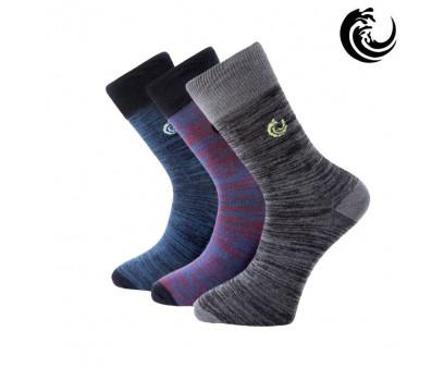 Vinnie-G 3-pack heren sokken hoog
