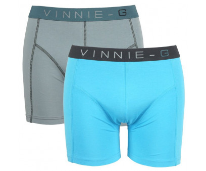 Vinnie-G boxershorts Wave Uni 2-pack