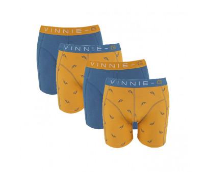Vinnie - G Wakeboard Blue Print 4-pack