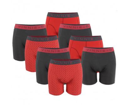 Vinnie-G Boxershorts Flamingo 8-pack