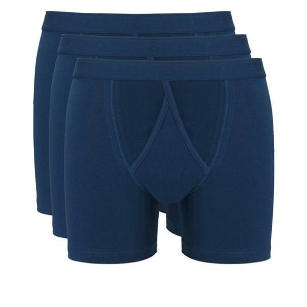 Dagaanbieding - Ten Cate heren boxershorts 3-pack Denim dagelijkse aanbiedingen