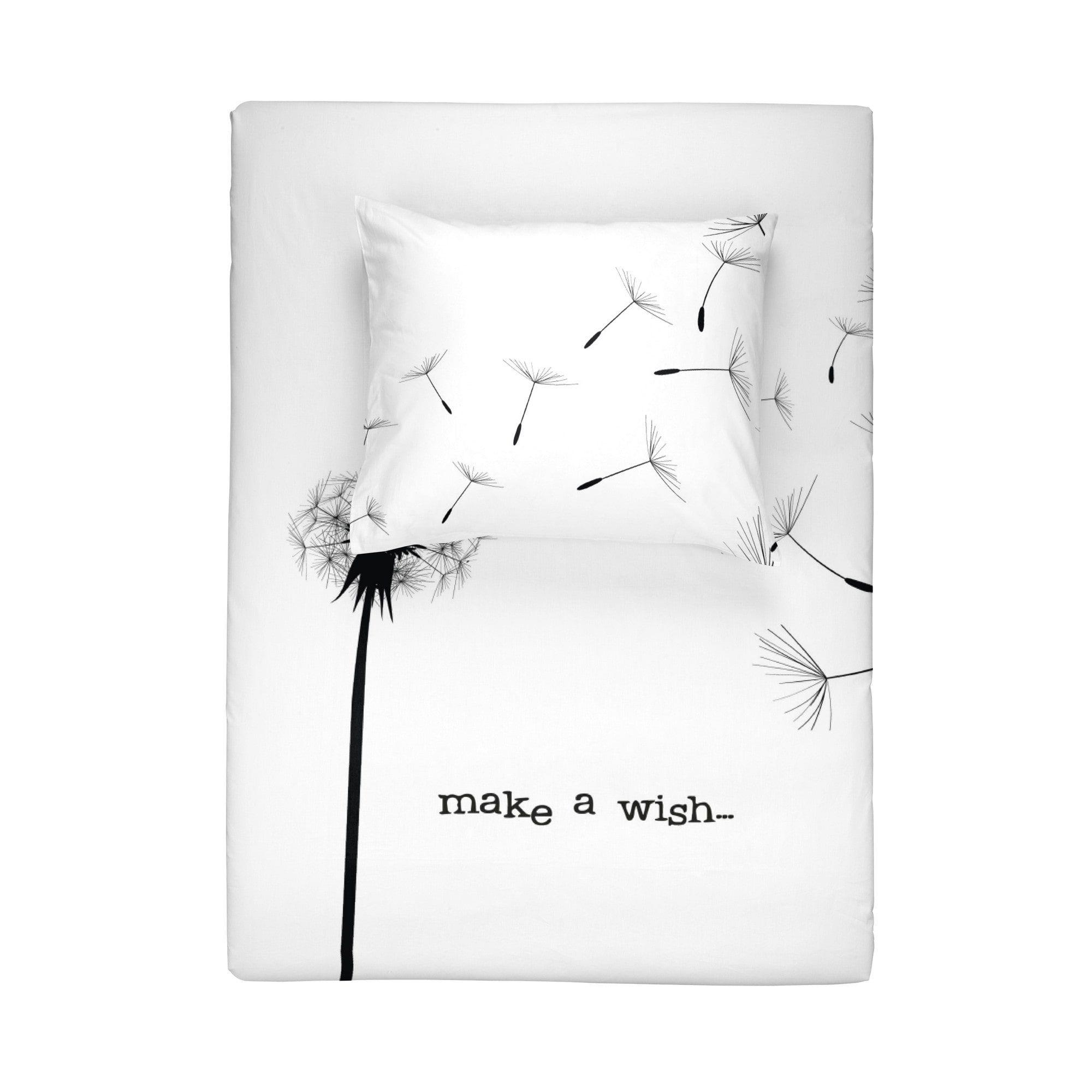 Dagaanbieding - Walra Make a Wish dekbedovertrek dagelijkse koopjes