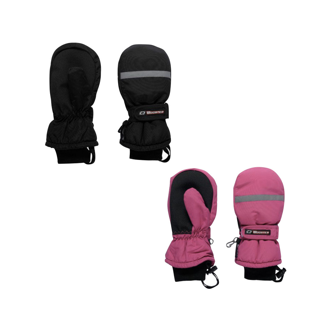 Dagaanbieding - Booster Candid Kinderwanten Zwart/Roze dagelijkse koopjes
