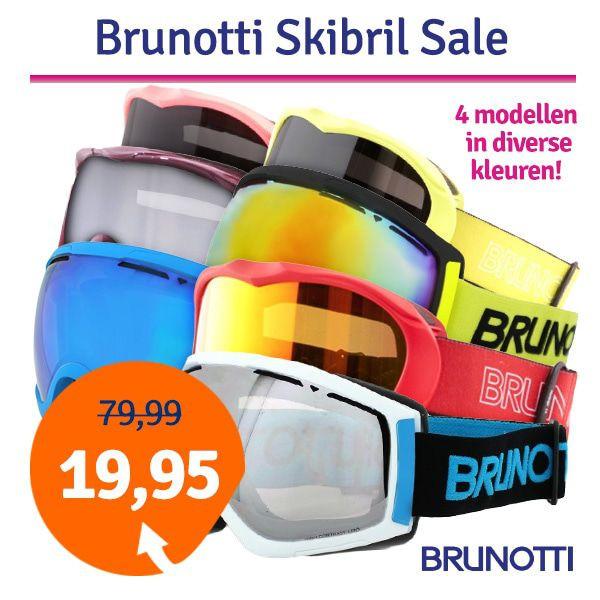 Dagaanbieding - Dagaanbieding Brunotti skibril dagelijkse aanbiedingen